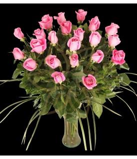 Flores Rosas de Ensueño