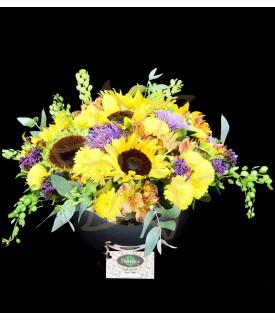 Flores Sinfonía Amarilla