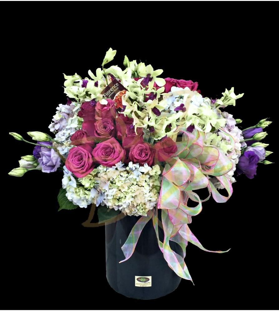 Especial Rosas y Orquídeas