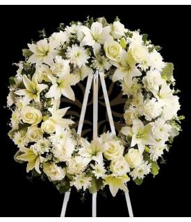 Corona de Condolencias