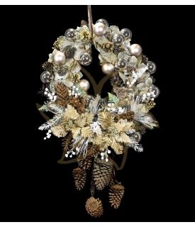 Magic Christmas Wreath
