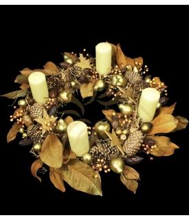 Elegance Advent Wreath