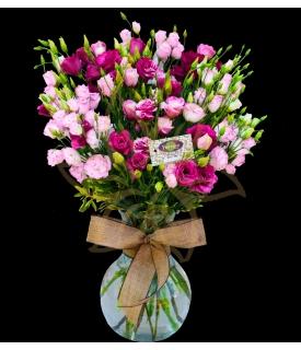 Flores Lisianthus