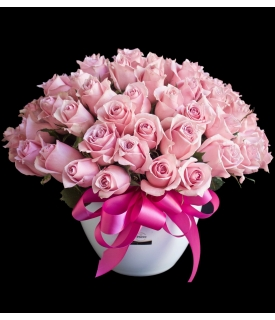 Pink Caramel Roses