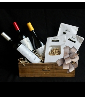 Mexican Wine Basket