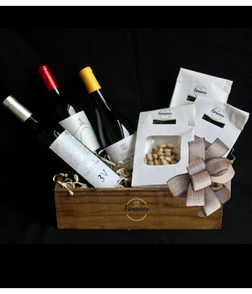 Canasta de Vinos Mexicanos