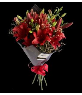 Loving Lilies Wrap