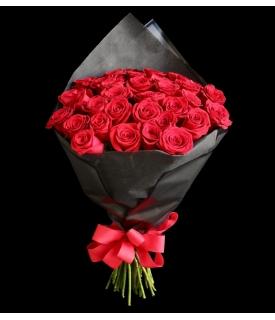 Three Dozen Roses Wrap