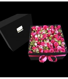 Caja Pink Belle Grande