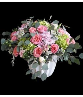 Diseño de Primavera Rosé