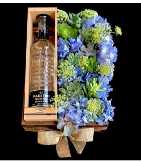 Tequila con Flores