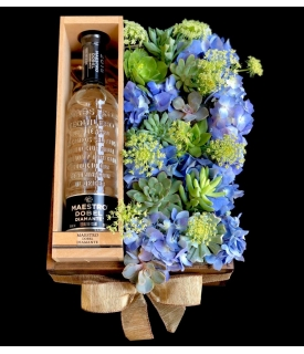 Tequila & flowers