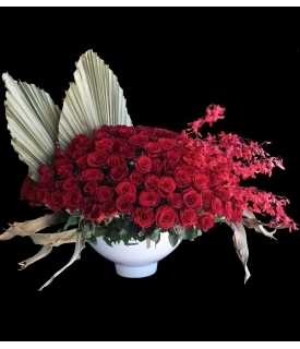 200 Roses Extravaganza