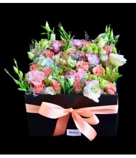 Caja Pink Belle Mediana