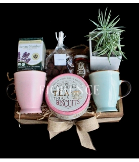 TEA & SWEETS SPECIAL GIFT SET
