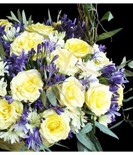 Flores Jardín Lavanda y Miel