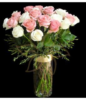 Arreglo de Rosas Clásico