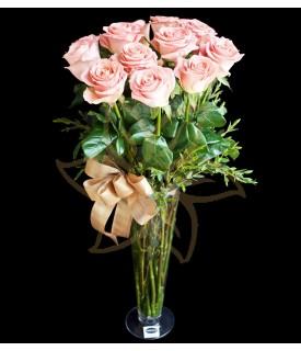 Rosas Pastel