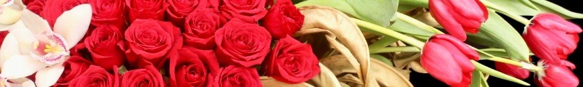 Arreglos con rosas rojas