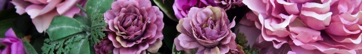 Arreglos con Flores de Seda